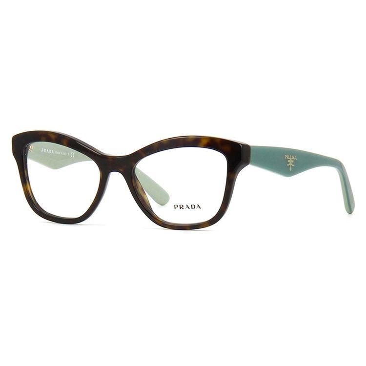 ... Oculos de grau Prada 29RV Tartaruga Verde - oticaswanny 3343c14f948601  ... 3de3341ca3