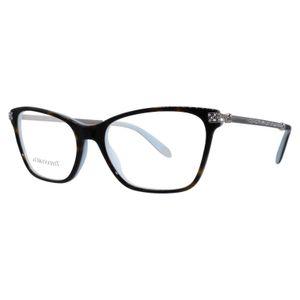 a217d34b0b7ae Tiffany em Óculos de Grau Cinza – oticaswanny
