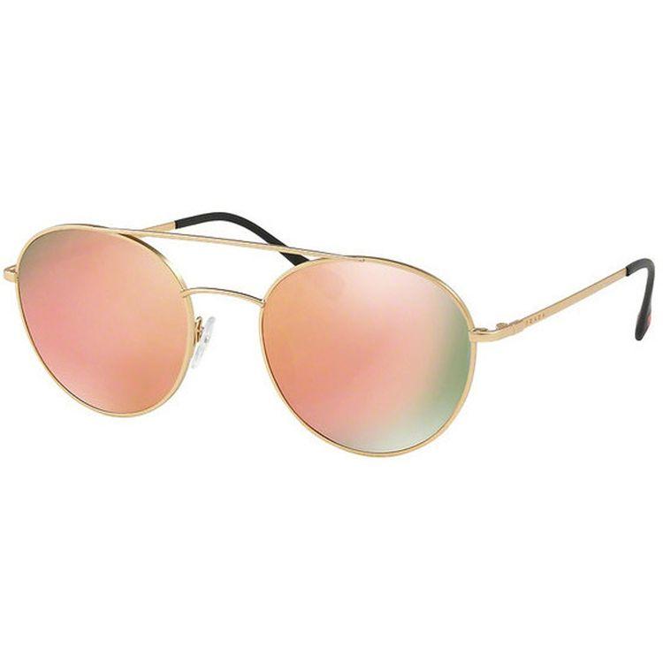 da4d4c4826094 Oculos Prada Sport 51SS Rose Espelhado - wanny