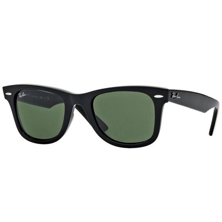 397a871e1 Oculos Ray Ban Wayfarer Classico 2140 Preto G15 - oticaswanny