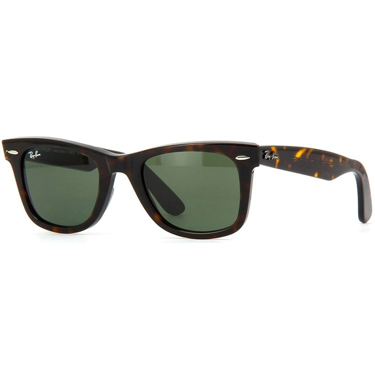 e9e18b2d8 Oculos Ray Ban Wayfarer 2140 Tartaruga G15 - oticaswanny