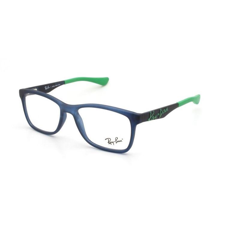 38dfe578ef1ee Oculos de grau Ray Ban Junior 1556L 3688 - oticaswanny