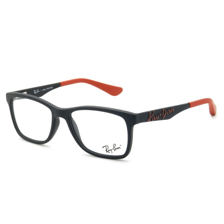 eab38e5e68207 Oculos de grau Ray Ban Junior 1556L 3603 - oticaswanny