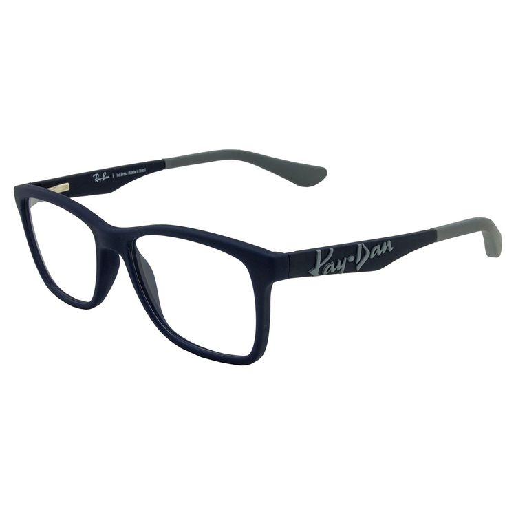 adfde717836d0 Oculos de grau Ray Ban Junior 1556L 3689 - oticaswanny