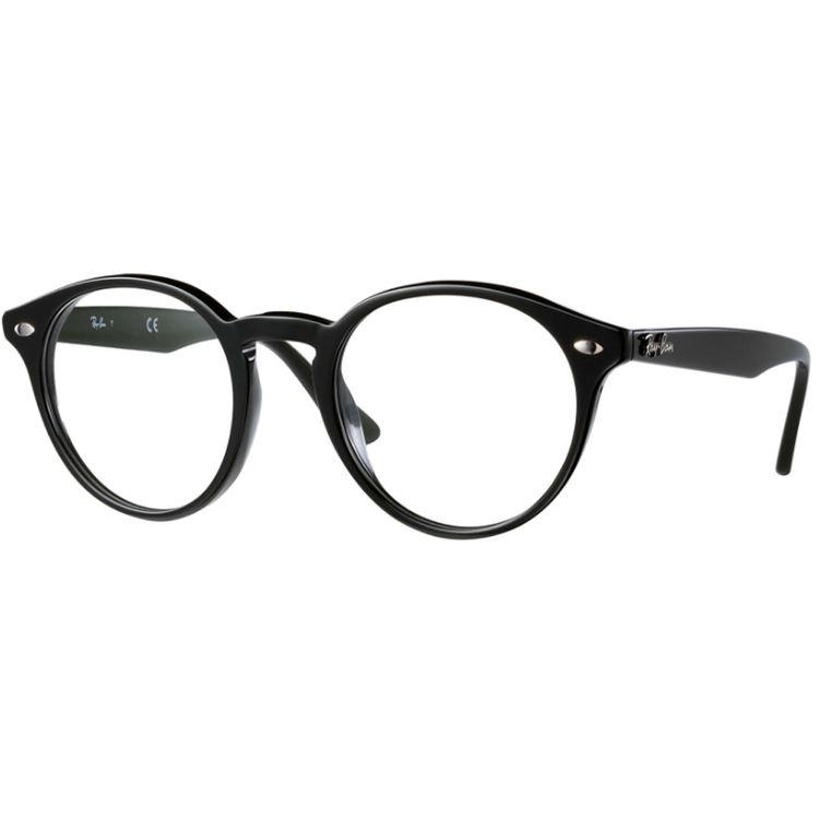 Oculos de Grau Ray Ban 2180V Preto Original - oticaswanny 6a5dcbf6ce