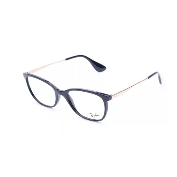 eb4938bb8 Oculos de grau Ray Ban 7106L 5697 - oticaswanny