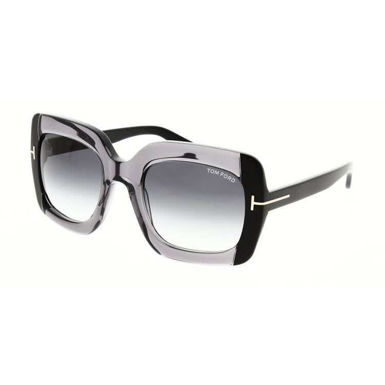 6fb3d921358cb Tom Ford Helene 580 47F Oculos de Sol Original - oticaswanny