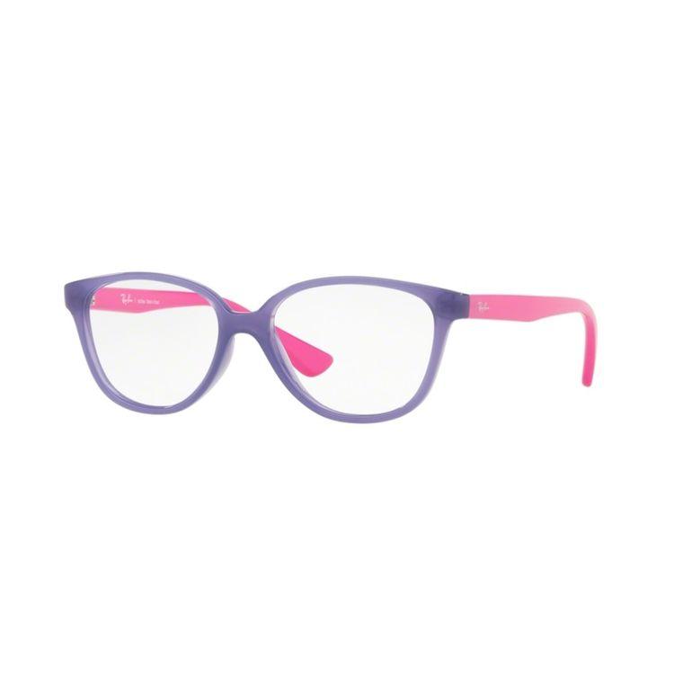 1e746ac56 Ray Ban Junior Infantil 1582 3692 Oculos de Grau Original - oticaswanny