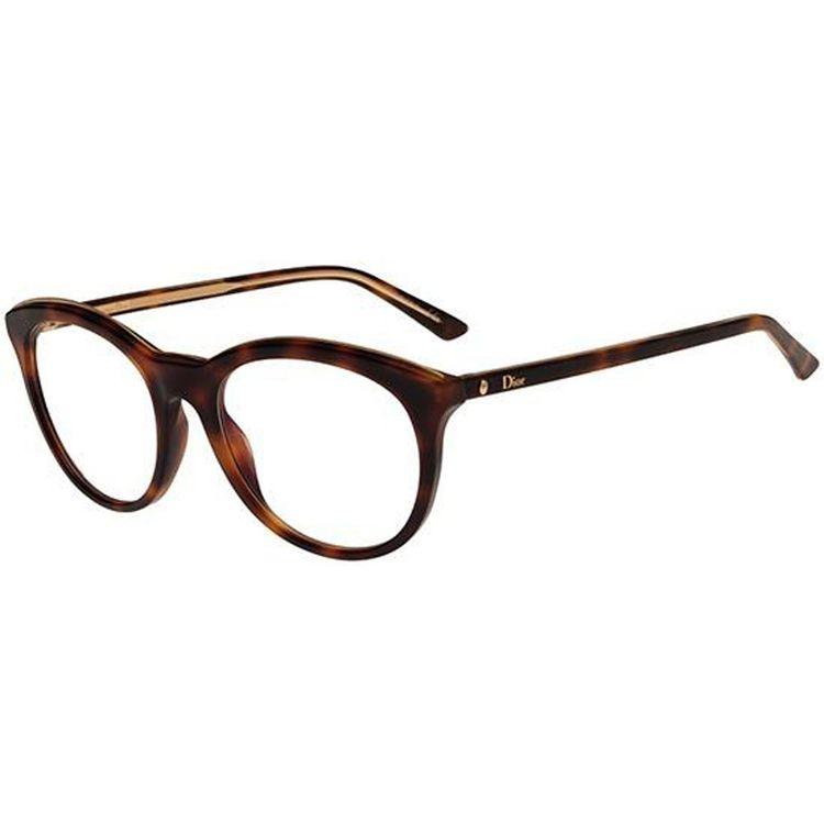 8fb41314e7c41 Oculos de Grau Dior Montaigne 41 Tartaruga - oticaswanny