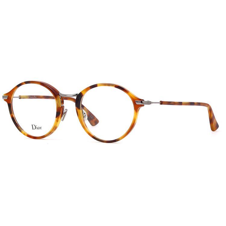 c760e78c36aa5 Oculos de Grau Dior Essence 6 Havana - oticaswanny
