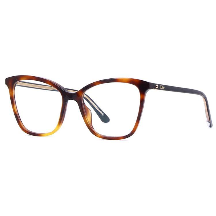 c02a60f1185cc Oculos de Grau Dior Montaigne 46 Tartaruga - oticaswanny