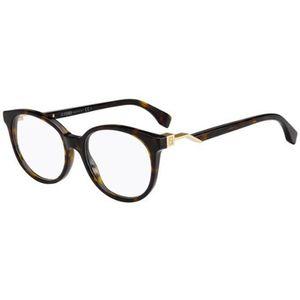Fendi Cube 202 086 - Oculos de Grau 19766b70c1