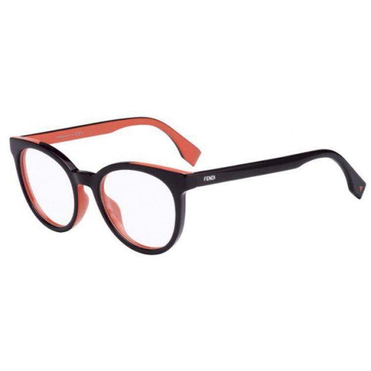 71a885ec02fce Oculos de Grau Fendi Color Flash 0159 Original - oticaswanny