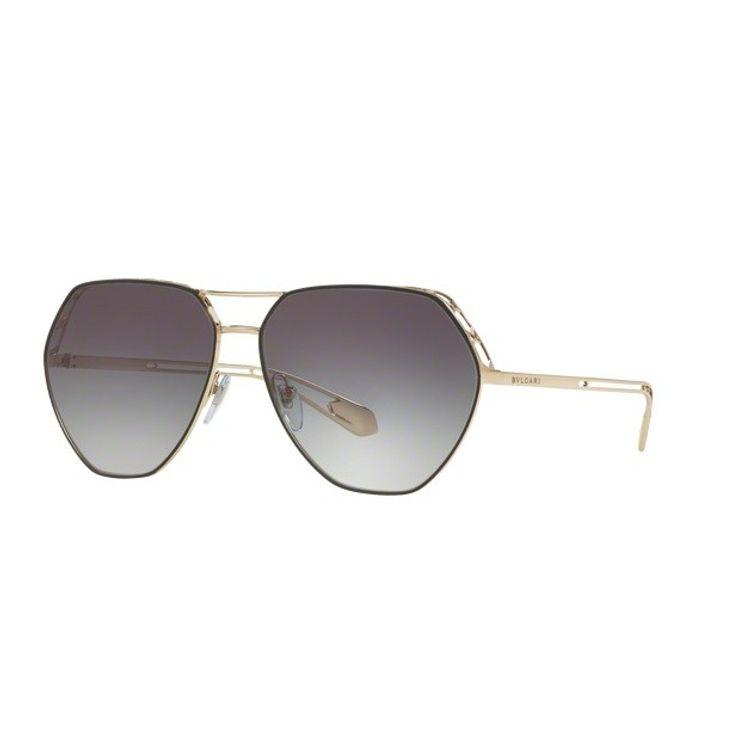 f47dbb70824b8 BVLGARI 6098 20188G Oculos de Sol Original - oticaswanny