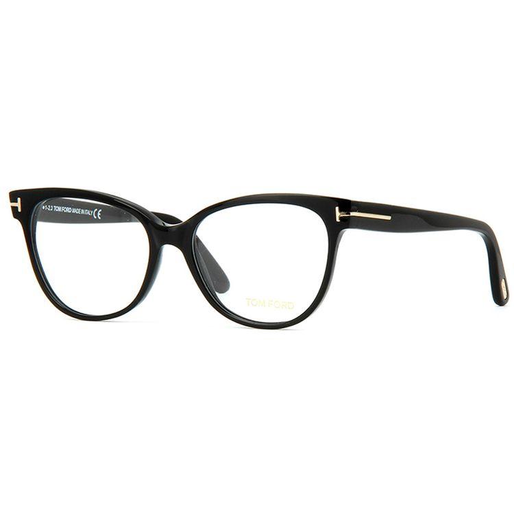 7a0fc59e8 Oculos de Grau Tom Ford 5291 Preto - oticaswanny