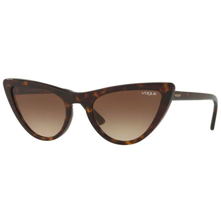 86ff7aa6c Vogue Gigi Haddid 5211S Oculos de Sol Original - oticaswanny