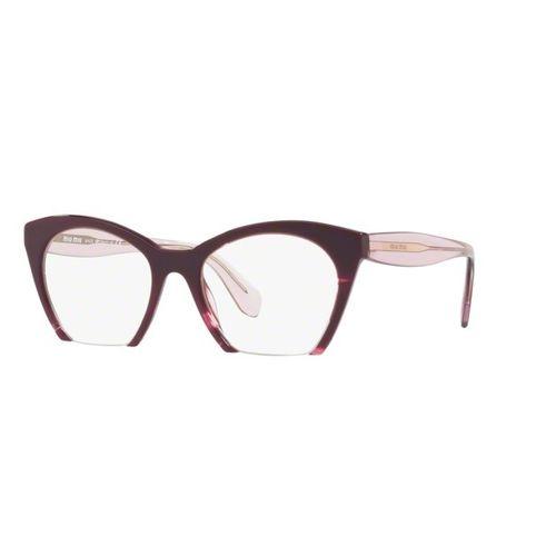 5c416b557576e Miu Miu 03QV Q041O1 Oculos de Grau Original - oticaswanny