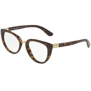 3606876d8385a Óculos de Grau Dolce   Gabbana Laranja – oticaswanny