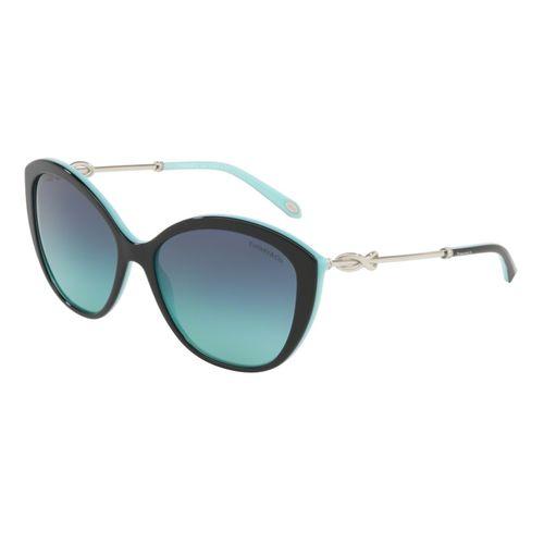 Tiffany Infinity 4144B 80559S Oculos de Sol Original - oticaswanny 2e72a302ee