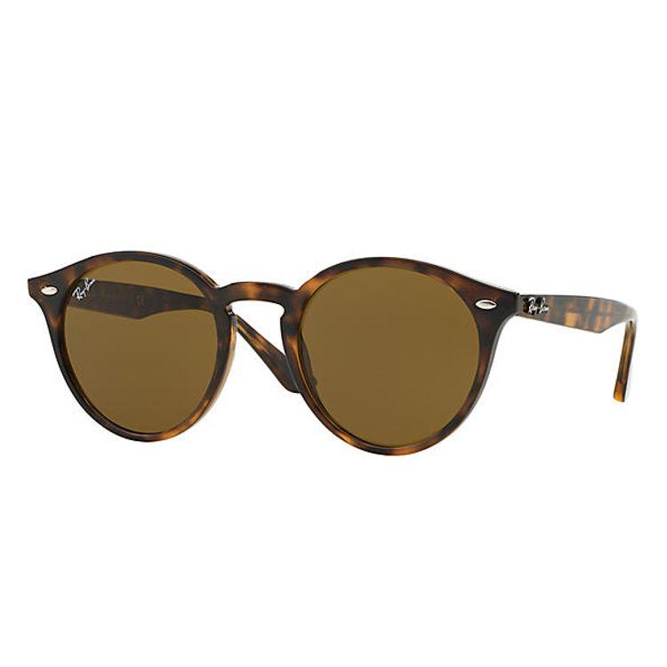 edaefa601027c Ray Ban Round 2180 71073 Oculos de Sol Original - oticaswanny