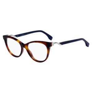 6ca25ead0330f Óculos de Grau Fendi Gatinho – wanny