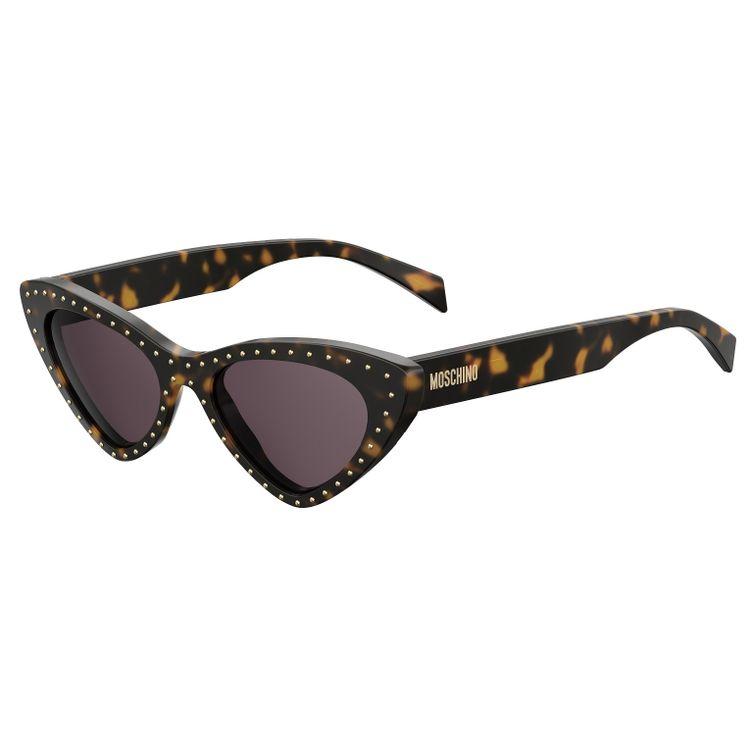bb17b65a0 Moschino 006S 086 K2 Oculos de Sol Original - oticaswanny