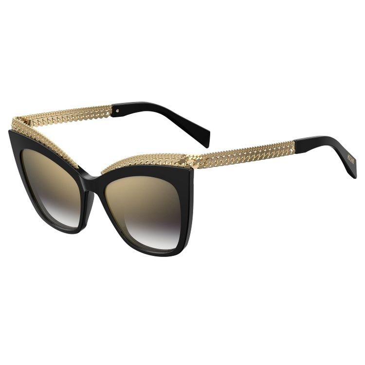 8343b8e23 Moschino 009S 807FQ Oculos de Sol Original - oticaswanny