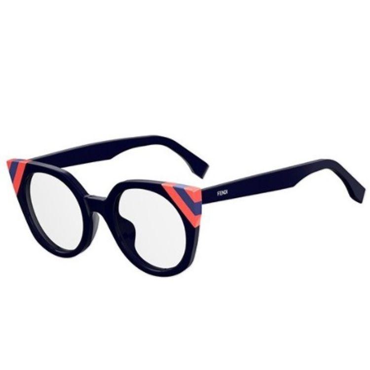 2c31e71d8317f Fendi Waves 0246 PJP Oculos de Grau Original - oticaswanny