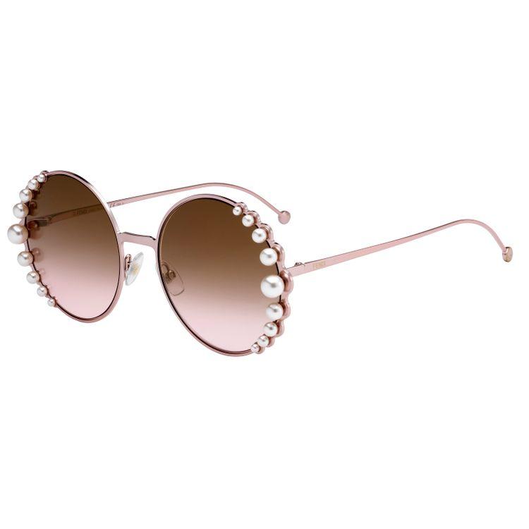 226654379 Fendi 295 35J53 Oculos de Sol Original - oticaswanny