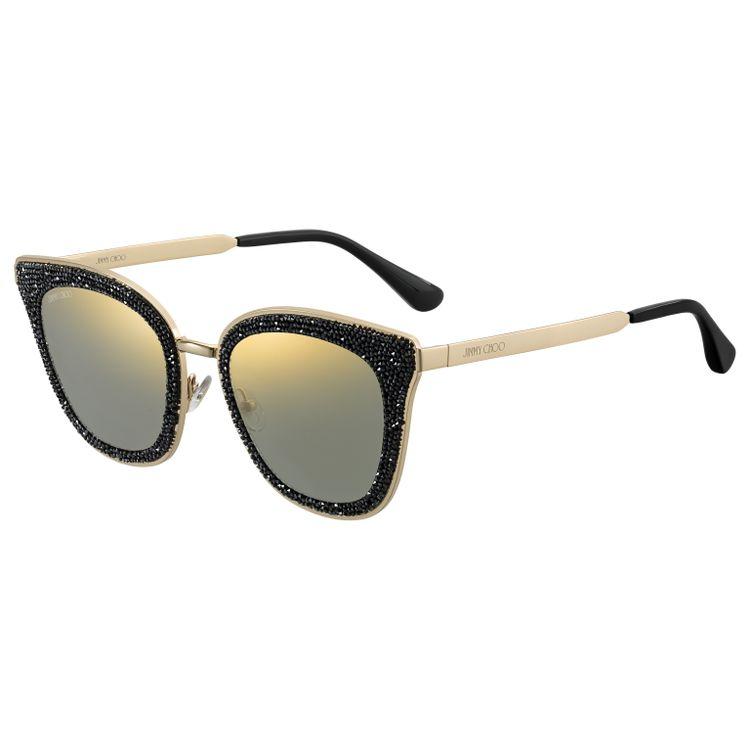 45d7e1718e060 Jimmy Choo Lizzy 2M2K1 Oculos de Sol Original - oticaswanny