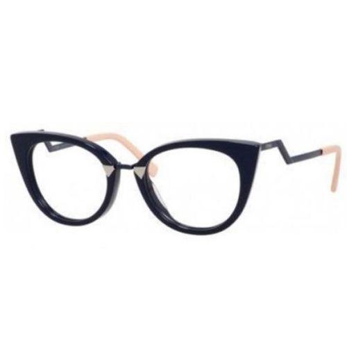 Oculos de grau Fendi Orchidea 0119 id6 - oticaswanny bc876a7ba2