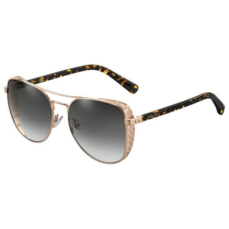 08ad68c4936d7 Jimmy Choo Sheena DDB9O Oculos de Sol Original - wanny