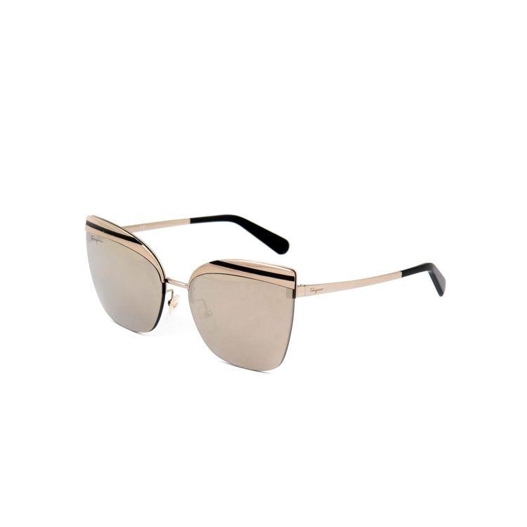 7b7a586a5a462 Salvatore Ferragamo 166 717 Oculos de Sol Original - oticaswanny