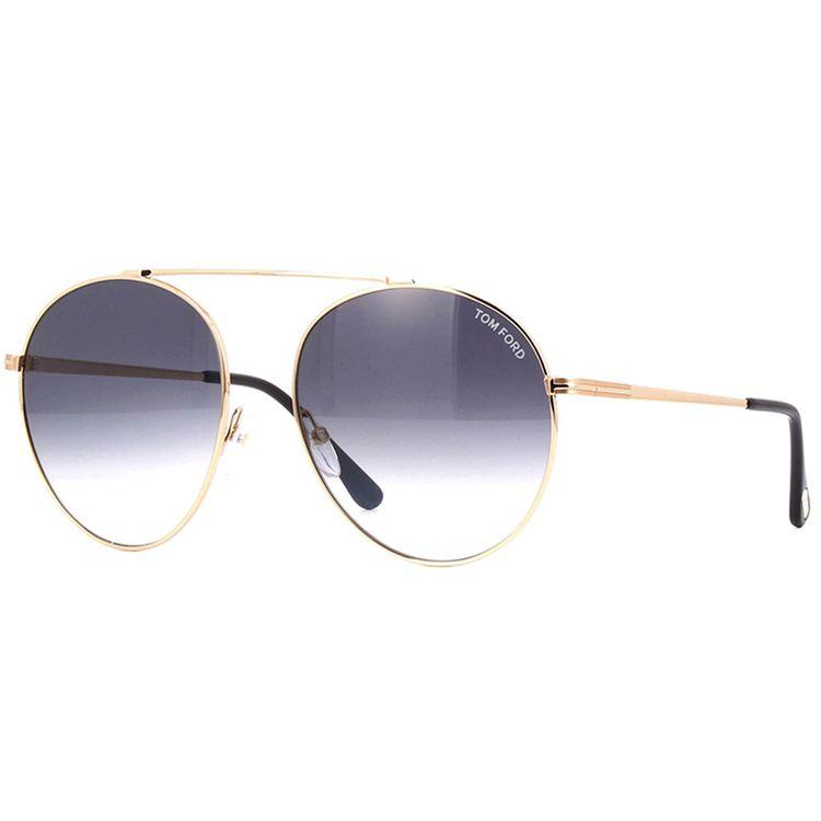 c4ad6a7eb2800 Tom Ford Simone-02 571 28B - Oculos de Sol - oticaswanny