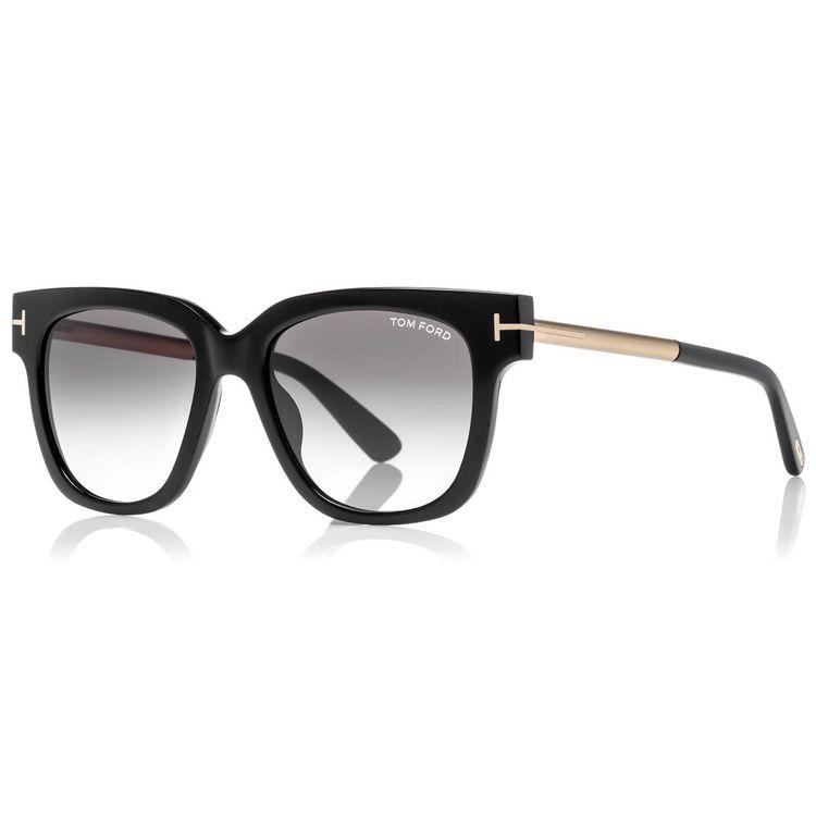 db9064562 Tom Ford Tracy 436 01B - Oculos de Sol - oticaswanny