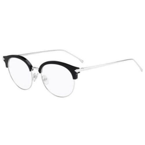 218b8b7e37060 Oculos de grau Fendi Funky Angle 0165 RMG - oticaswanny