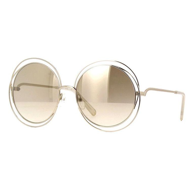 ba99dd83fc42d Chloe Carlina 114 776 Oculos de Sol Original - oticaswanny