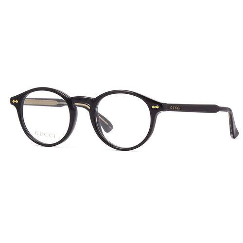 Gucci 127O 001 Oculos de Grau Original - oticaswanny e658ff8088