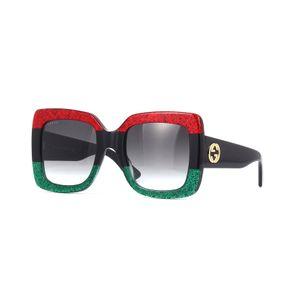 611325017542a Óculos de Sol Gucci Quadrado – wanny