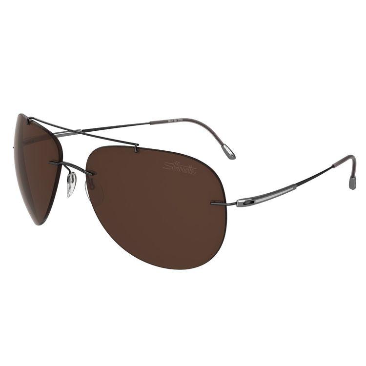 9635d619ec61f Silhouette 8142 6204 Oculos de Sol Original - oticaswanny