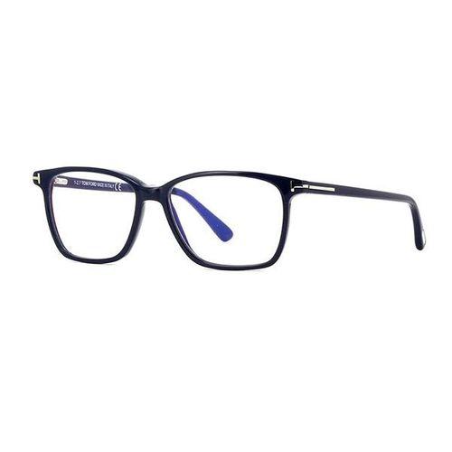 Tom Ford 5478 B Blue Look 090 Oculos de Grau Original - oticaswanny 0b931f84e855