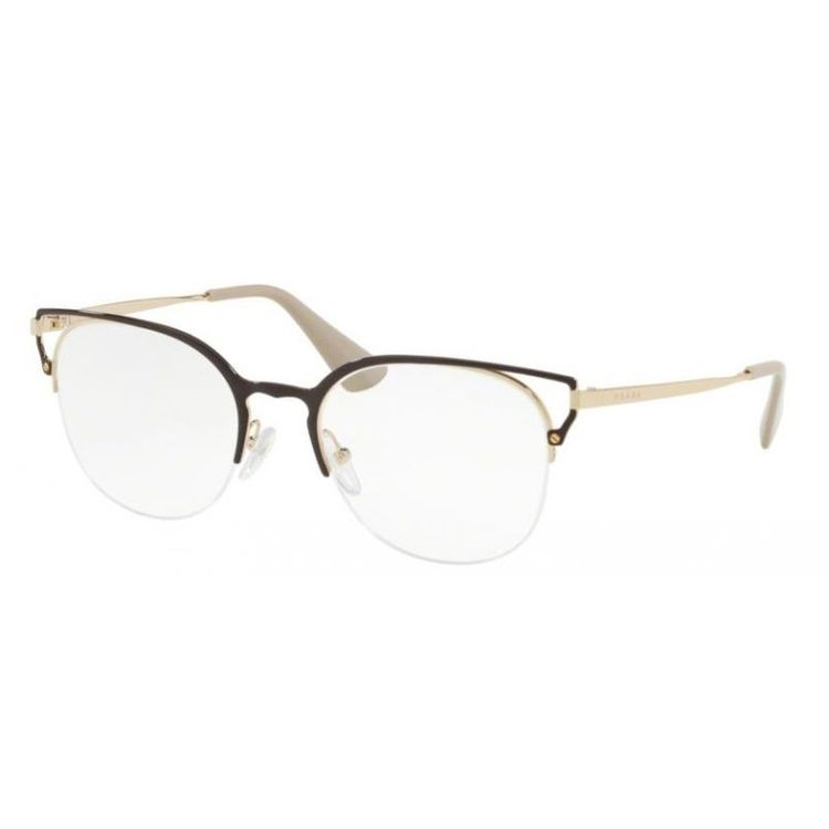 5399f8a925c06 Prada 64UV 98R1O1 Oculos de Grau Original - oticaswanny