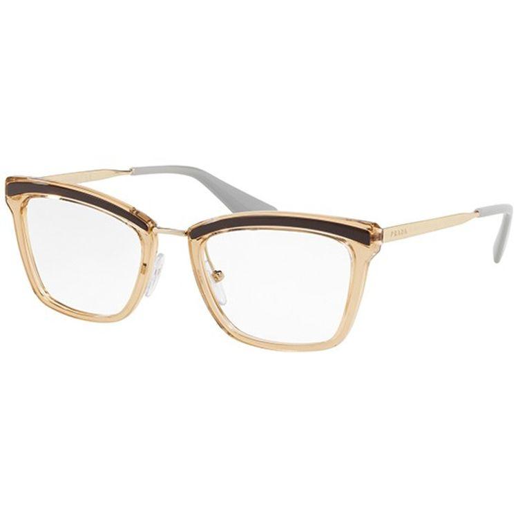 f8dd740d30965 Prada 15UV KOF1O1 Oculos de Grau Original - oticaswanny