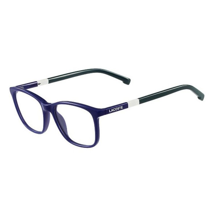 f055ac7752831 Lacoste Junior 3618 424 Oculos de Grau Original - oticaswanny