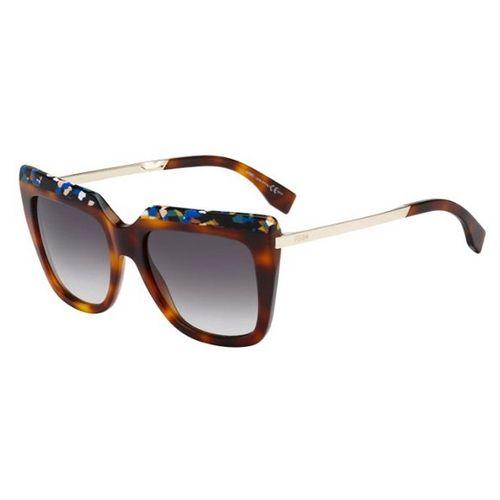 Oculos de sol Fendi 0087 CUA9C - oticaswanny 89adf80207