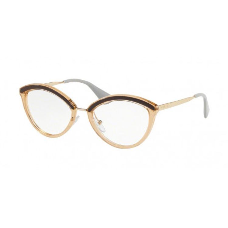 ea86579f90cce Prada 14UV KOF1O1 Oculos de Grau Original - oticaswanny