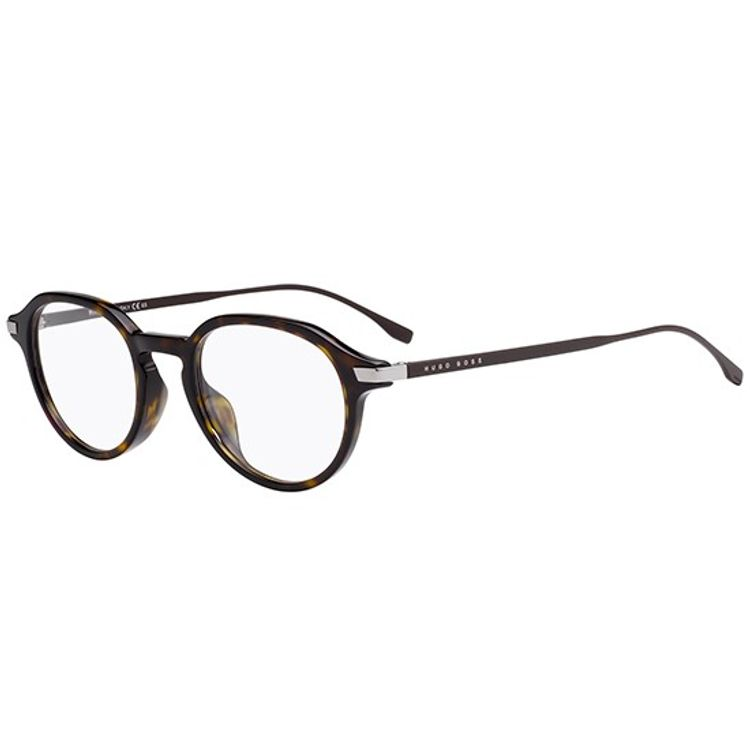 6c3a96fb2 Hugo Boss 988 08621 Oculos de Grau Original - wanny
