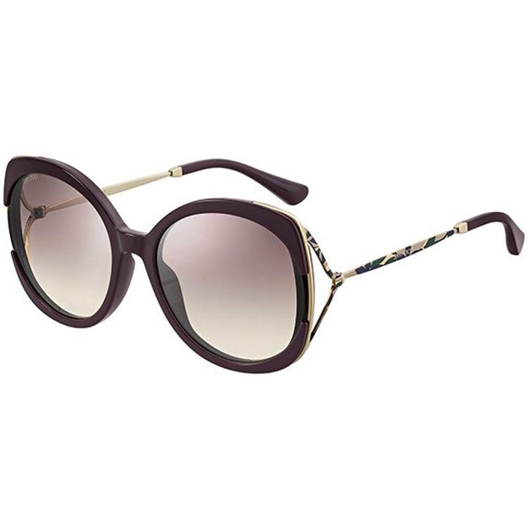 1e314fcc61e58 Jimmy Choo LILA 0T7NQ Oculos de Sol Original - wanny