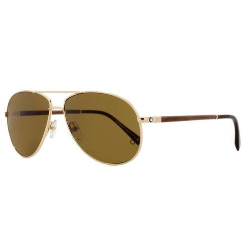 Oculos de sol Mont Blanc 325S 32E - oticaswanny d8954bb44b