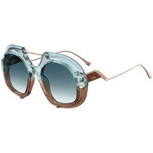 71cd329293c2c Óculos de Sol Fendi Azul – wanny